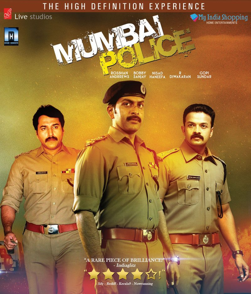watch mumbai police malayalam movie online free
